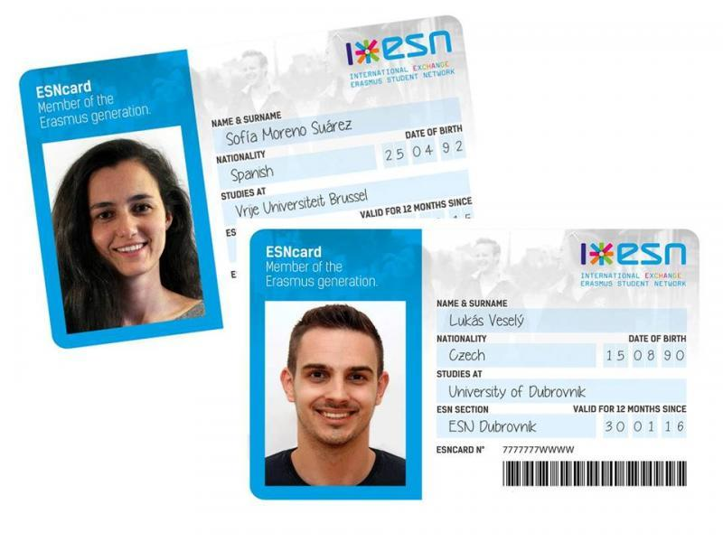 ESN Card is a must have!